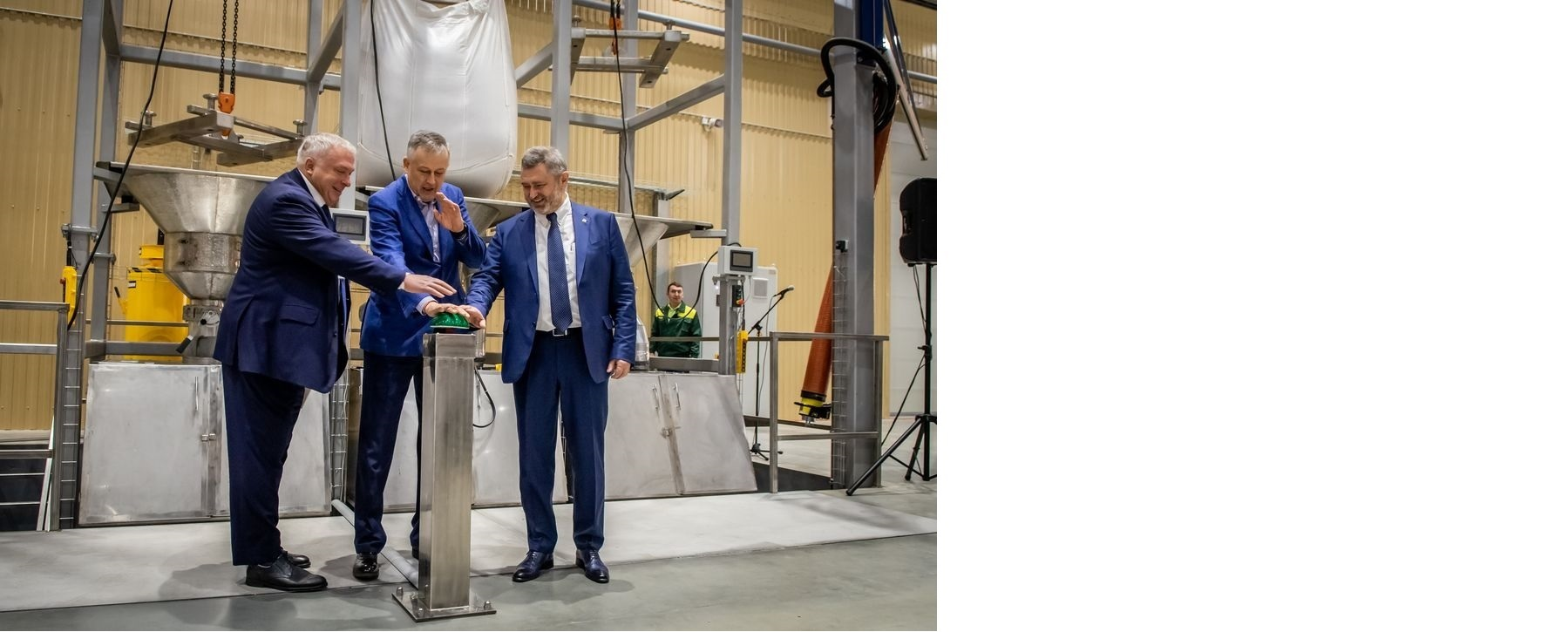 """Orimi"" Group of Companies has officially opened its new plant"